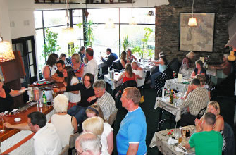 La Mona Lisa Restaurant | Isle of Man